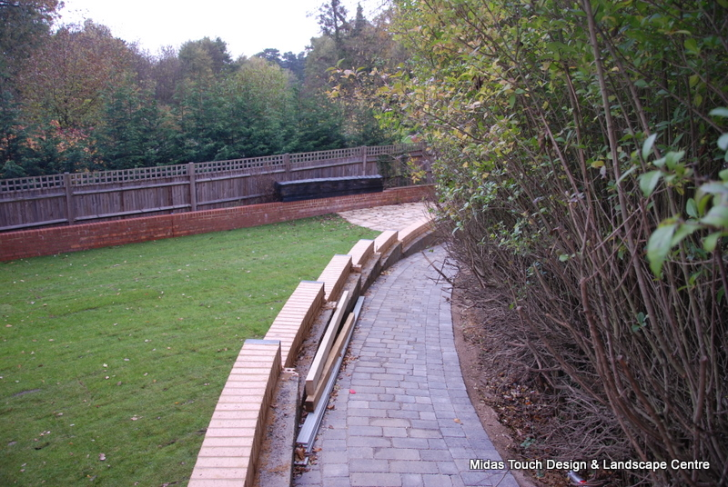 Midas Touch Landscapes - Hertfordshire landscaping, driveways, patios and paving projects