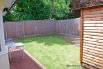 Before: This garden was dull and uninspiring the clients were senior citizens and wanted more flare with very low maintenance.